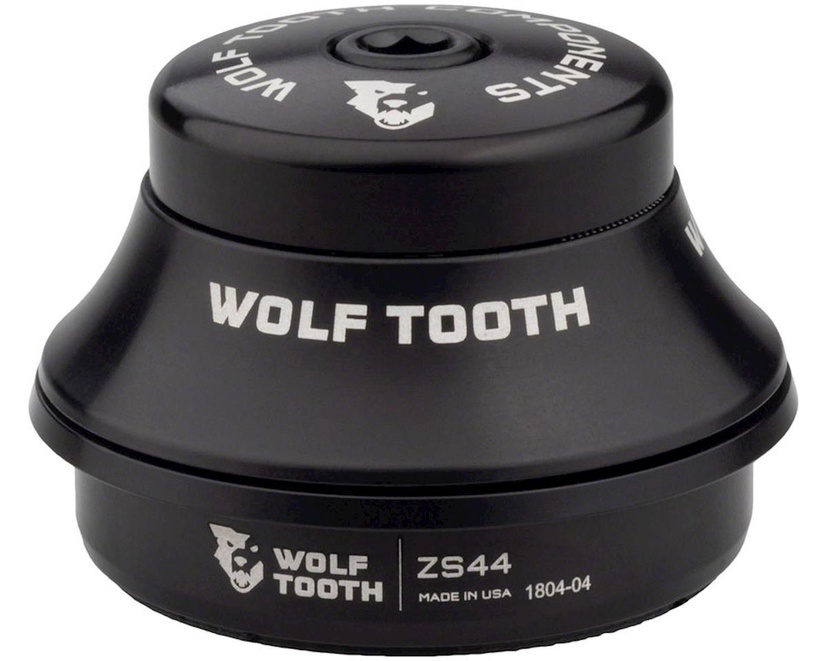 Wolf Tooth Components Upper Headset ZS44/28.6 Threadless (Black) (15mm Height)