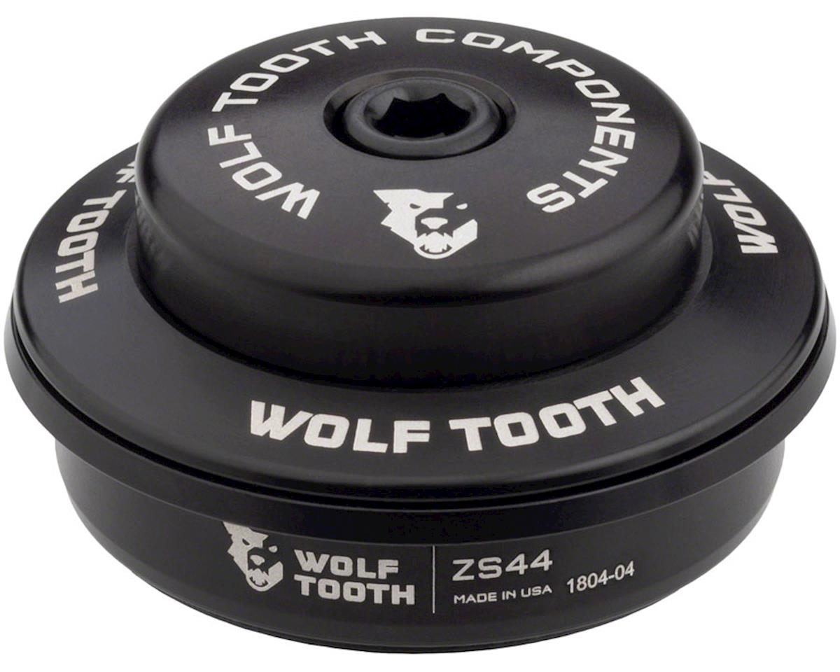 Wolf Tooth Components Upper Headset ZS44/28.6 (Black) (6mm Height)