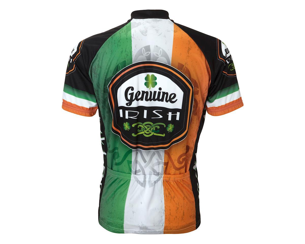 World Jerseys Ireland Short Sleeve Jersey (Wh/Grn)