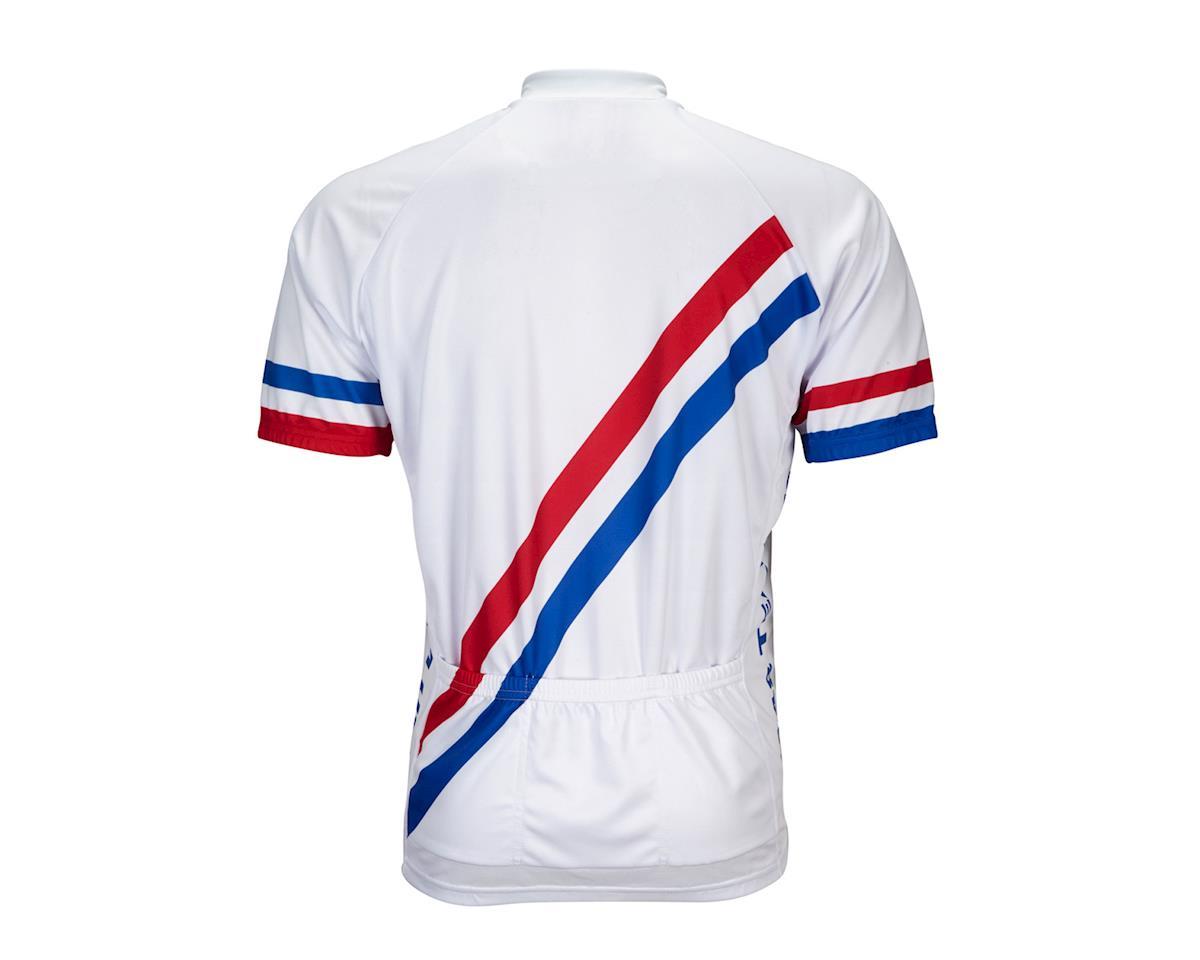 World Jerseys 1948 USA Olympic Team Short Sleeve Jersey (White)