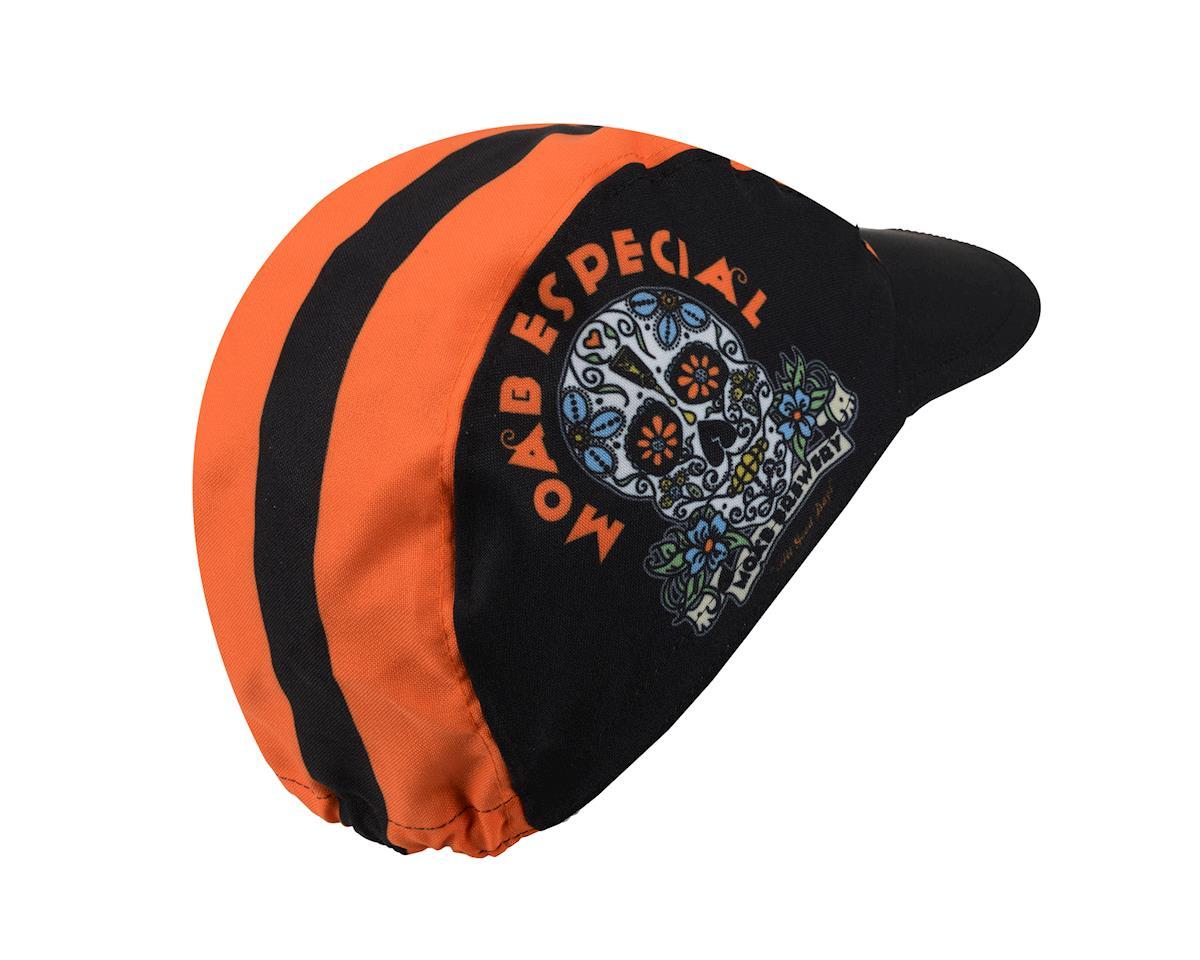 10a8ec6187c9b World Jerseys Moab Brewery Cycling Cap (Black Orange)  11-4508-BKO ...