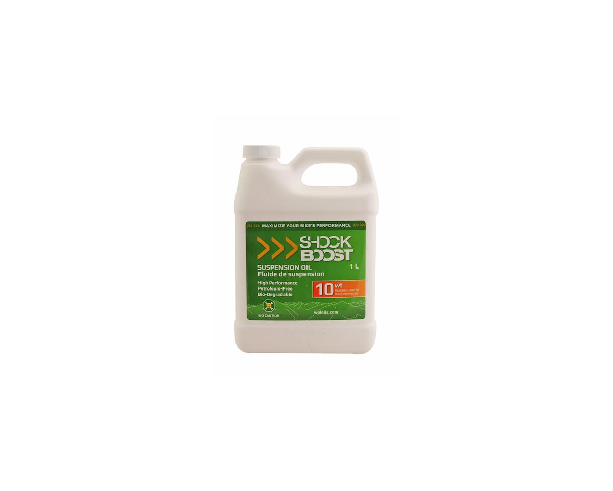ShockBoost 10 weight suspension oil (1L)