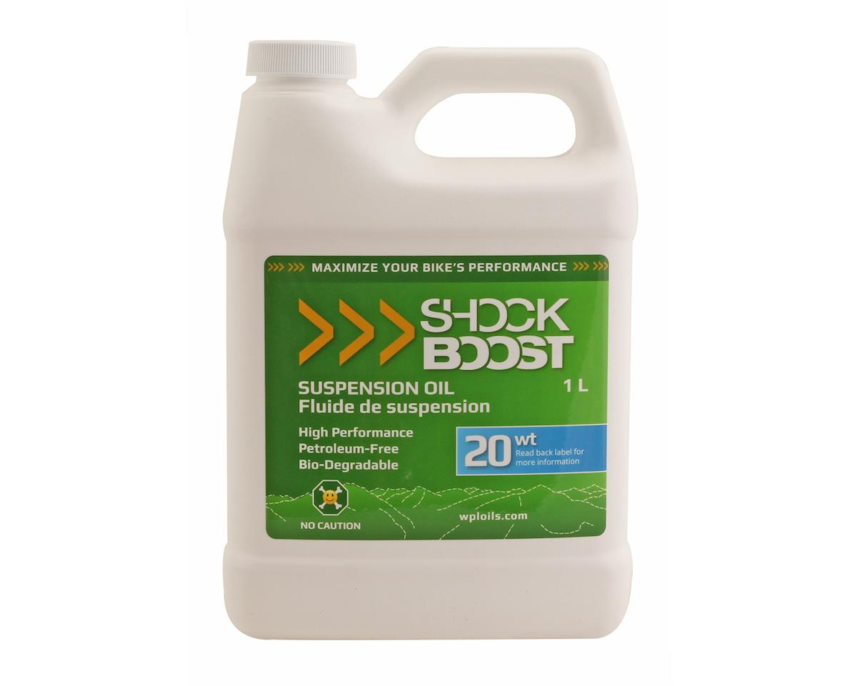 WPL ShockBoost 20 weight suspension oil (1L)