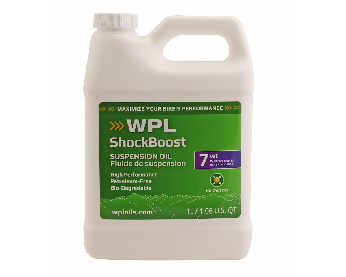 ShockBoost 7 weight suspension oil (1L)