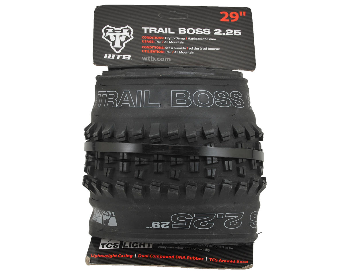 "WTB Trail Boss 29"" TCS Light Tire (Fast Rolling) (29 x 2.25)"