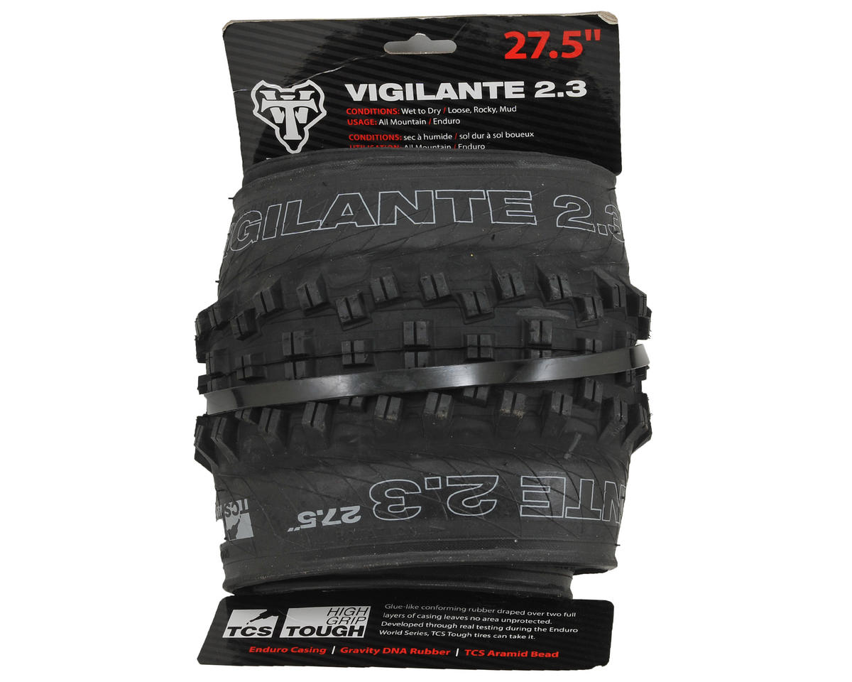 "WTB Vigilante 27.5"" TCS Tough Tubeless Tire (High Grip) (27.5 x 2.3)"