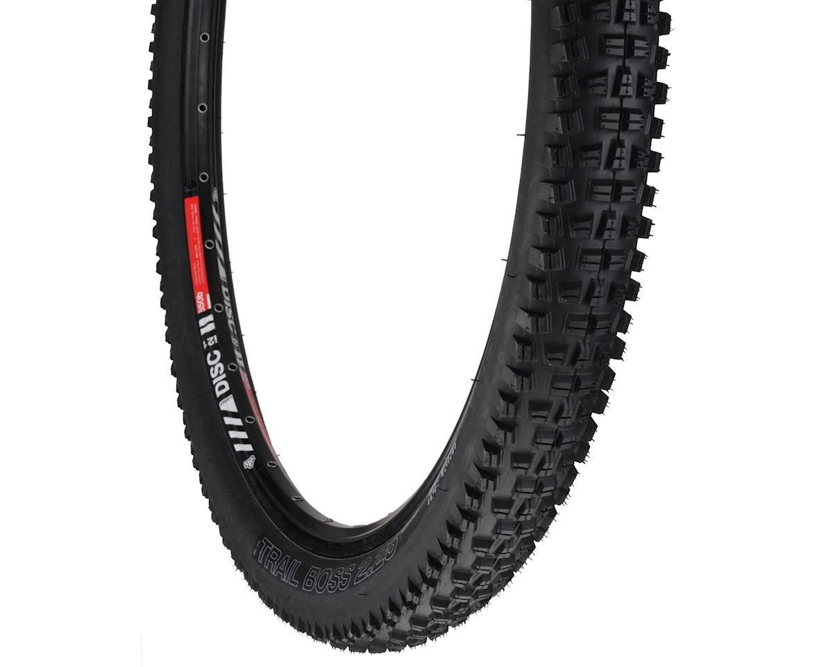 Image 1 for WTB Trail Boss Dual DNA Fast Rolling Tire (TCS Light) (27.5 x 2.40)