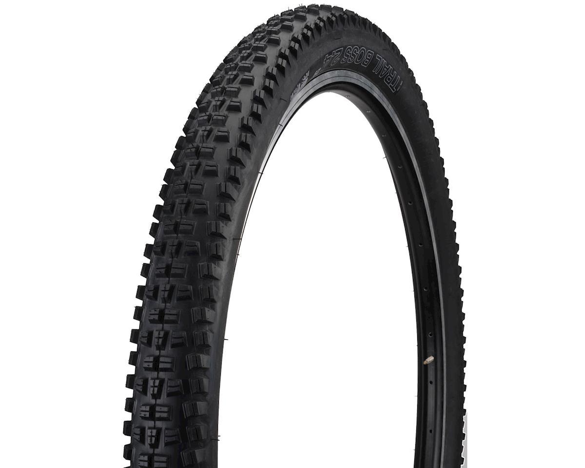 """WTB Trail Boss TCS Light Fast Rolling Tire: 29 x 2.4"""", Folding Bead, Black"""