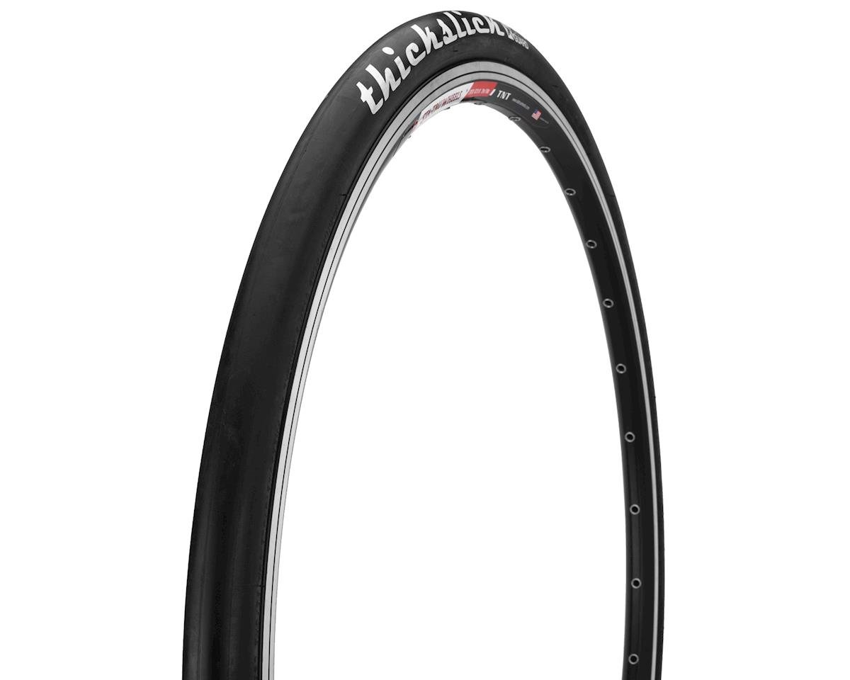 WTB ThickSlick Flat Guard Tire (700 x 25) (Wire Bead)