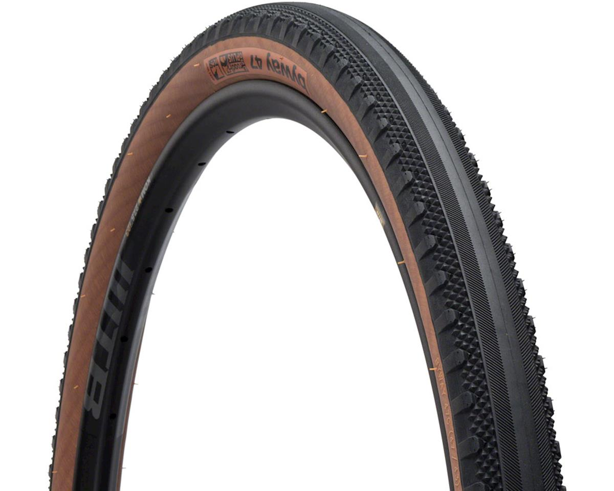 WTB Byway Road TCS Tire: 650b x 47, Folding Bead, Black