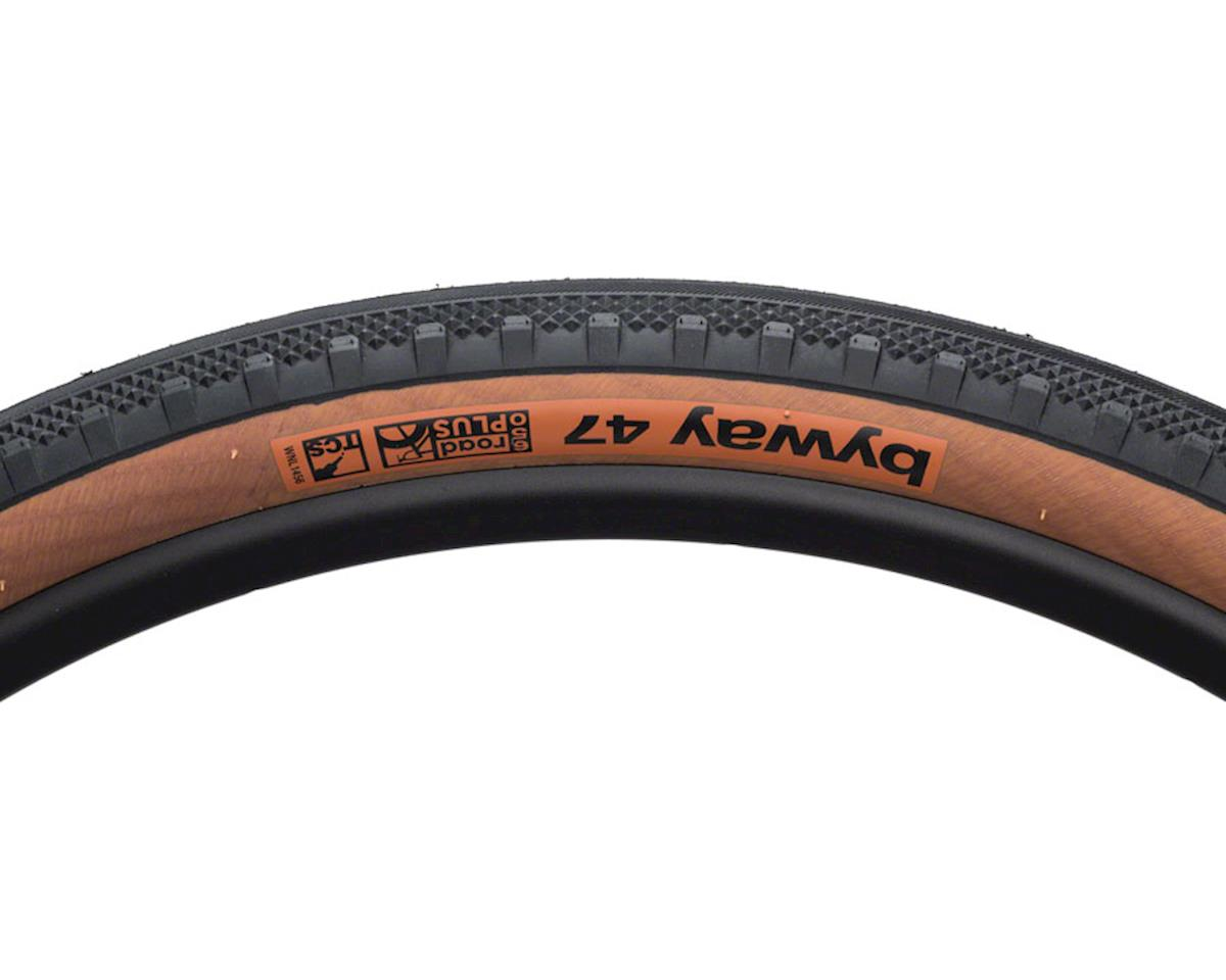 Image 3 for WTB Byway Road TCS Tire (Folding) (Black) (650 x 47)