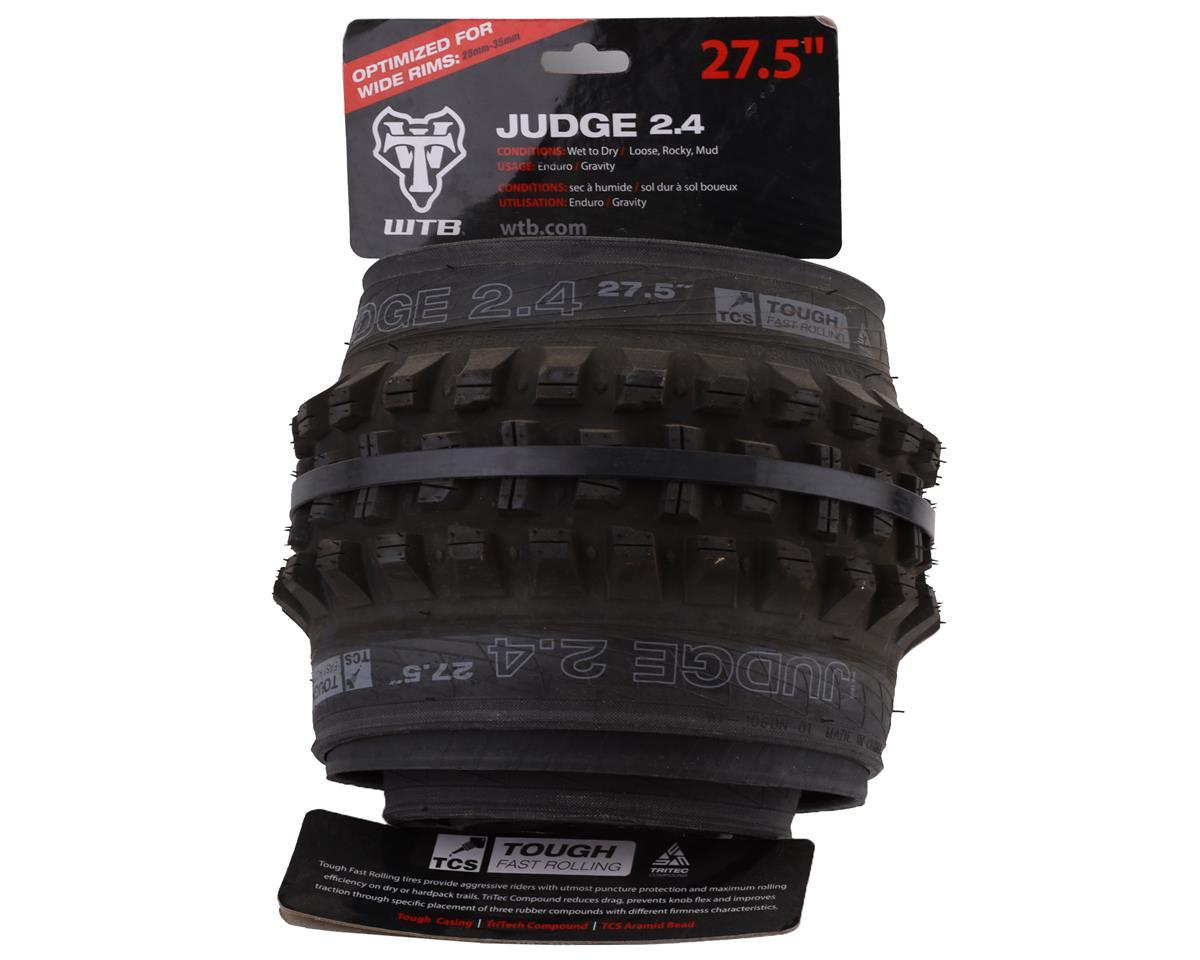 """WTB Judge TCS Tough Fast Rolling TT Tire (27.5 x 2.4"""")"""