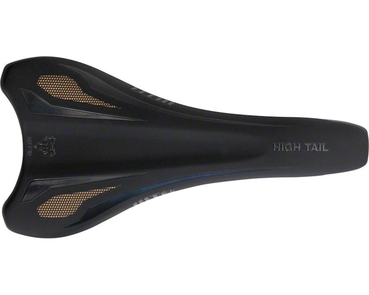Image 3 for WTB High Tail Carbon Saddle (Carbon Rails) (Black/Gold)