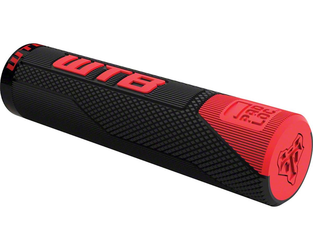 WTB Clydesdale PadLoc Grips (Black/Red)