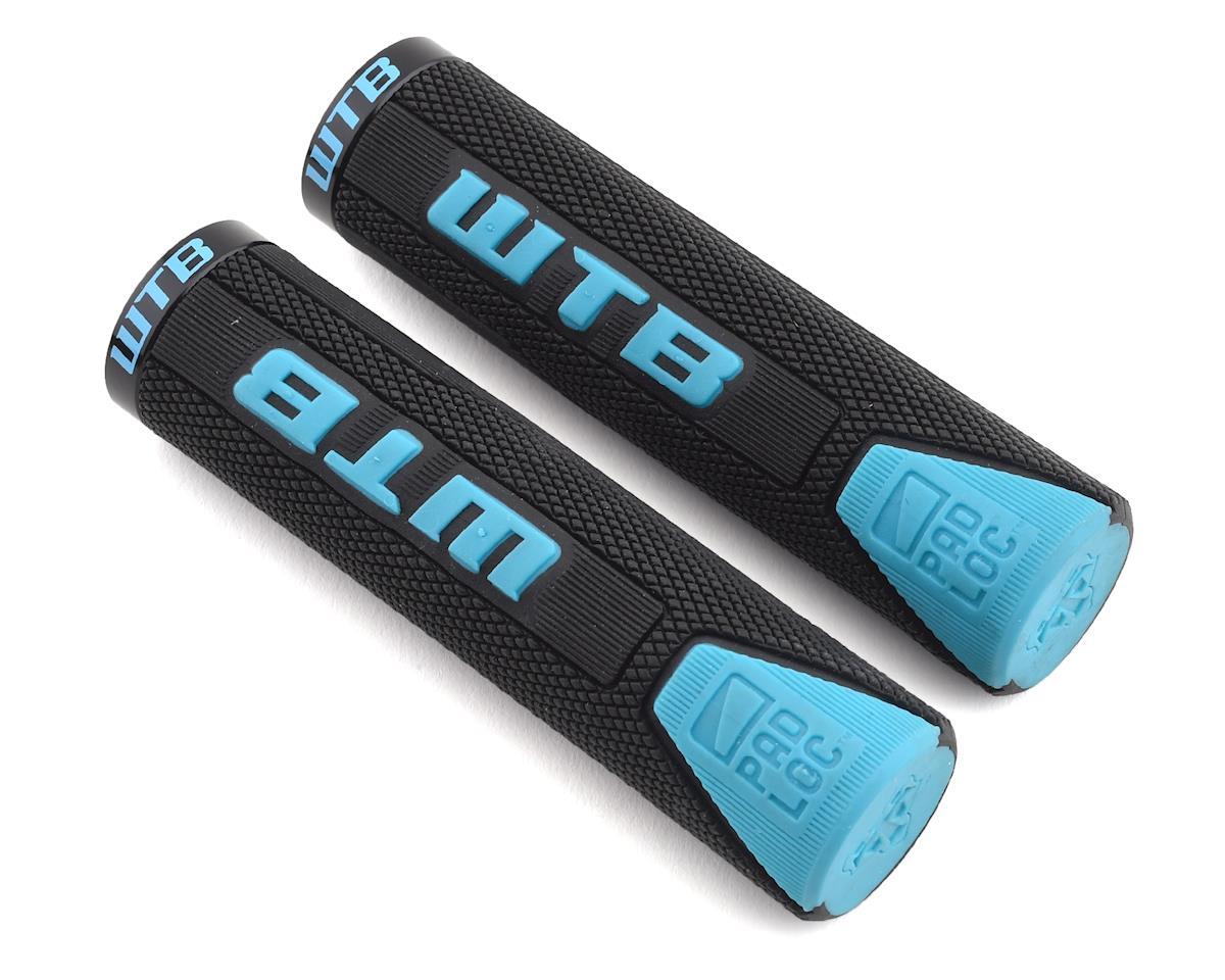 WTB Clydesdale PadLoc Grip (Black/Blue)