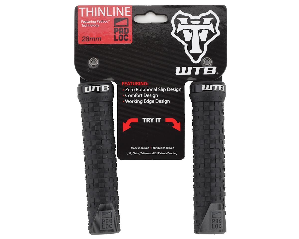 WTB Thinline PadLoc Grip (Black/Gray)