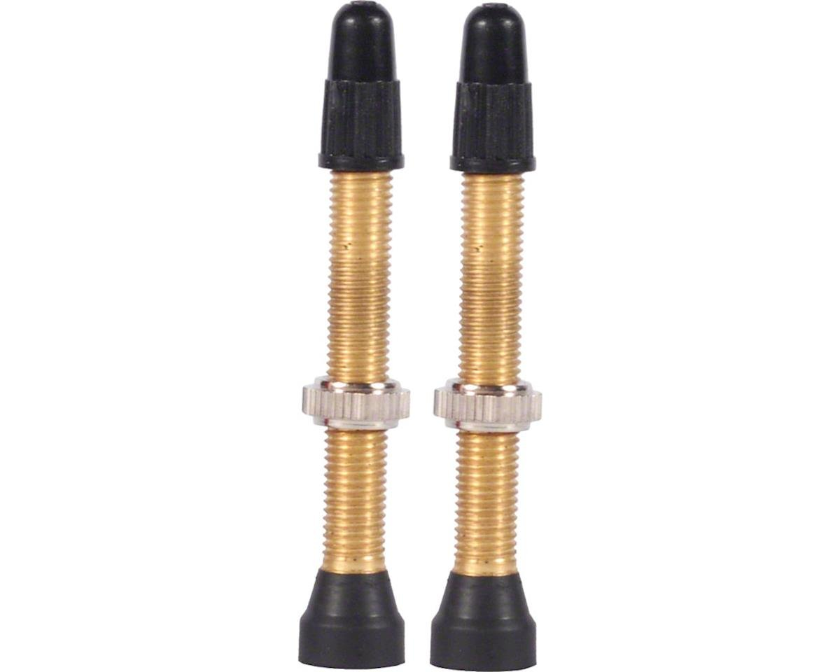 WTB Brass TCS Valve (34mm) (Pair)