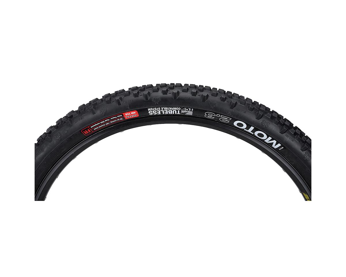 "Image 3 for WTB Moto AM TCS Mountain Tire - 26"" (Black) (26X2.3)"