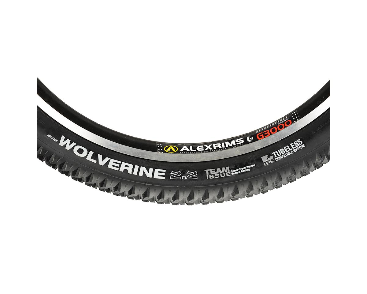"""Image 3 for WTB Wolverine Team TCS 26"""" Mountain Tire (Black) (26X2.2)"""