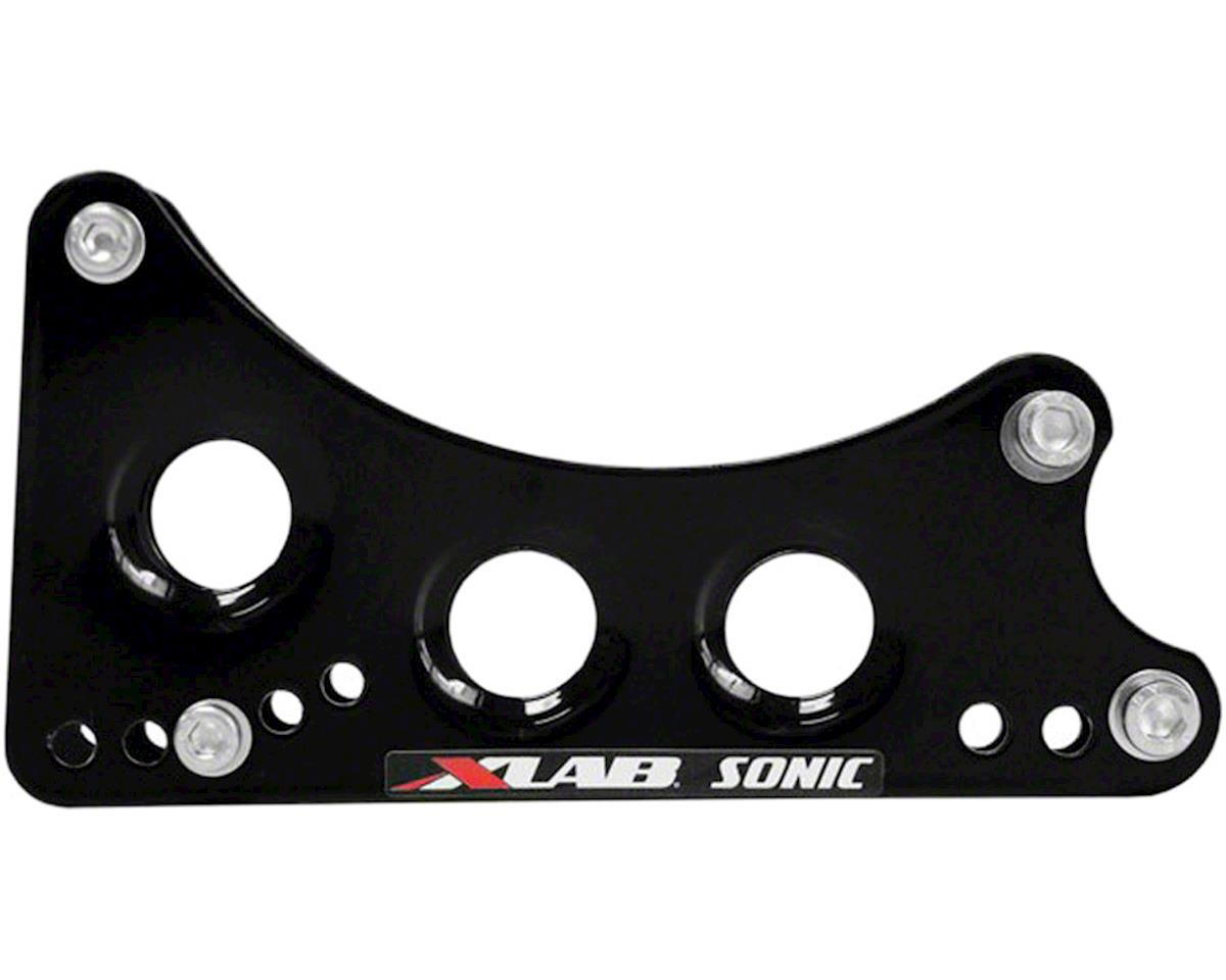X-Lab XLAB Sonic Wing Water Bottle Cage Mount (Black)