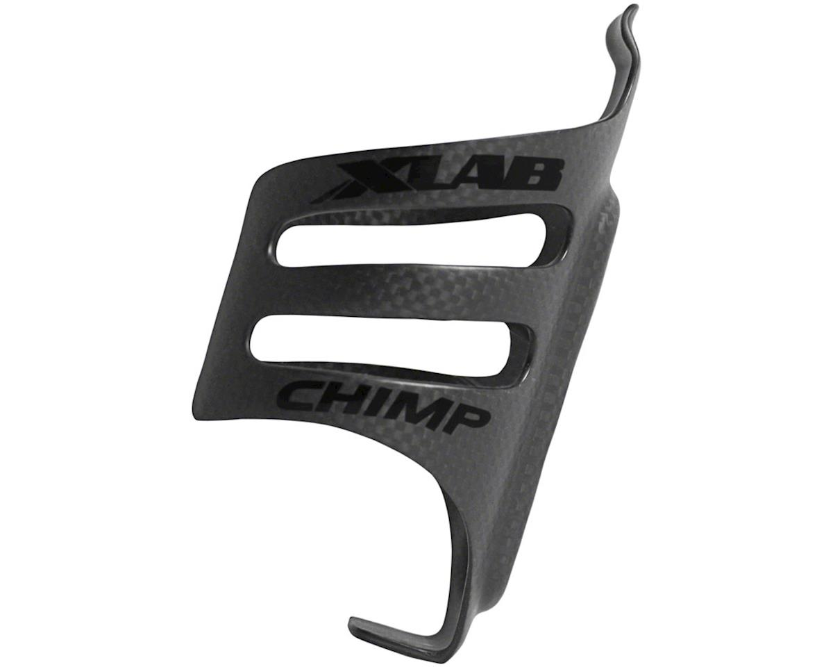 X-Lab XLAB Chimp Water Bottle Cage (Matte Black)