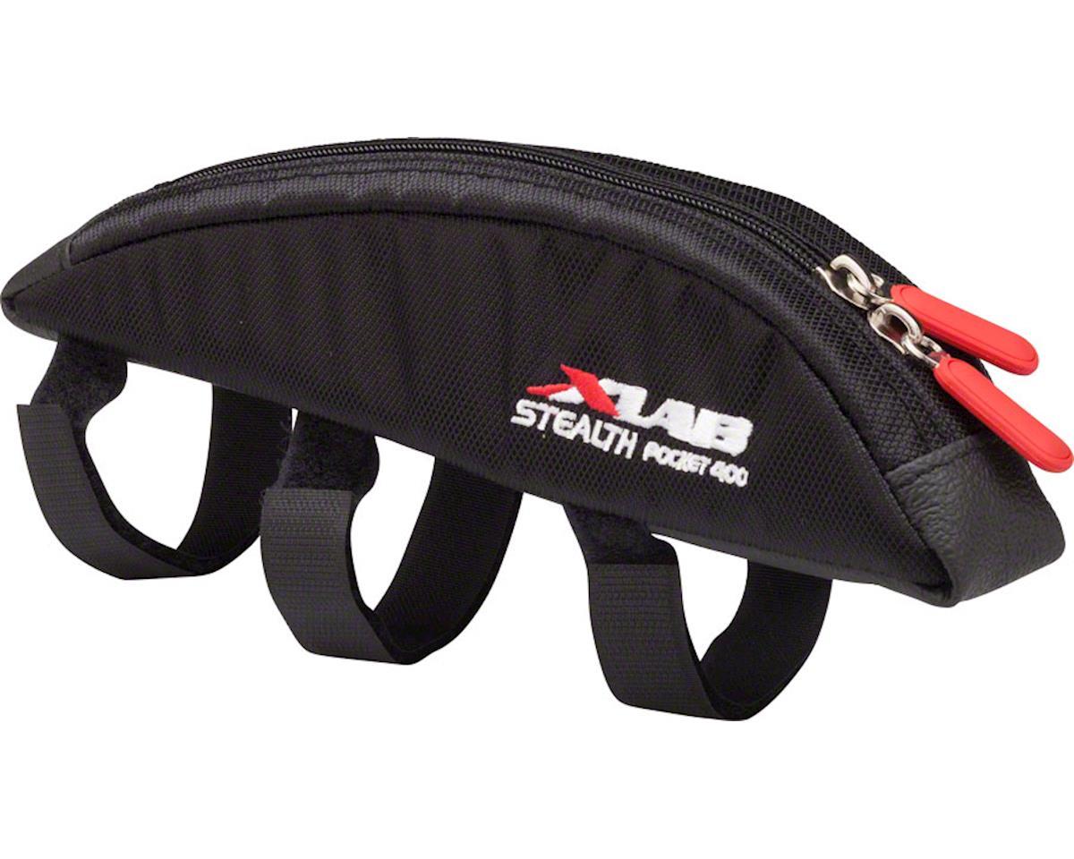 XLAB Stealth Pocket 400 Frame Bag (Black)