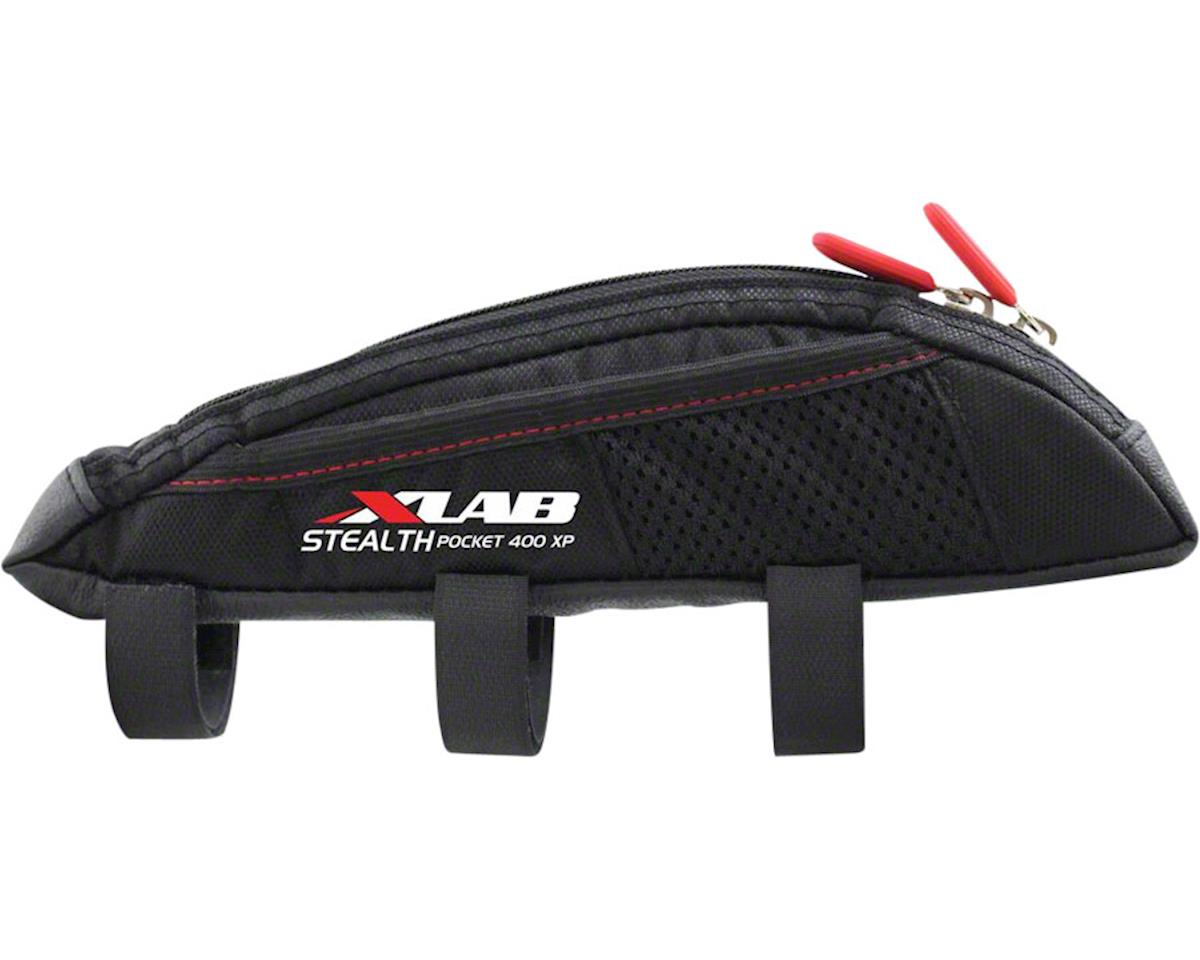 X-Lab XLAB Stealth Pocket 400 XP Frame Bag (Black)