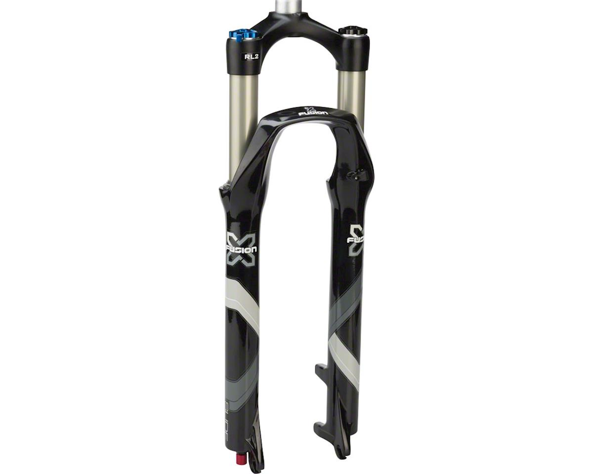 "X-Fusion Slide 29"" RL2 Suspension Fork 100mm Travel, 1-1/8"" Steerer, 9mm Axle, B"