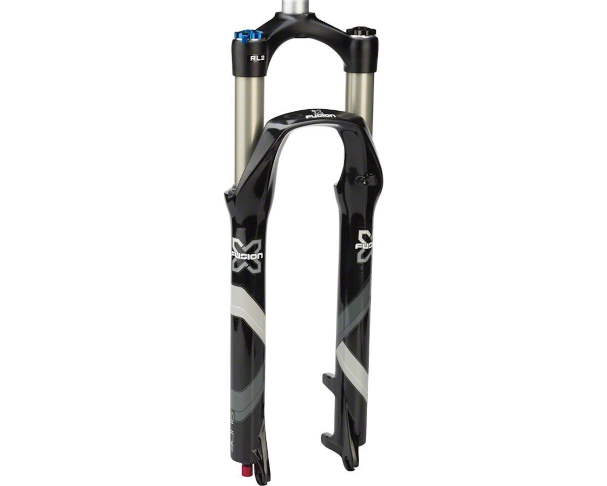 "X-Fusion Slide 29"" RL2 Suspension Fork 100mm Travel, 1-1/8"" Steerer, 9mm Axle, B"