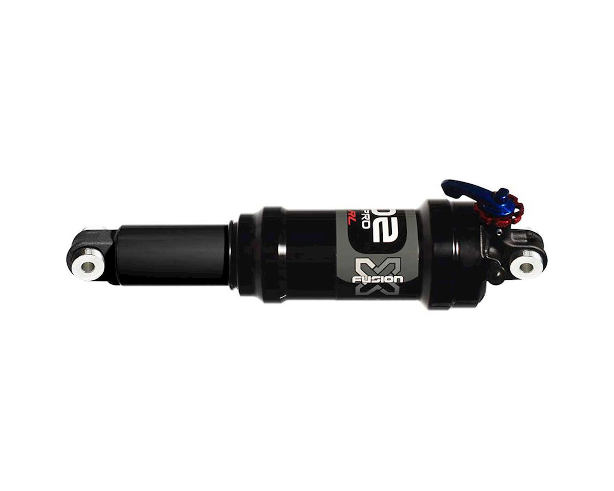 X-Fusion Shox O2 Pro RL rear air shock, 184x44mm