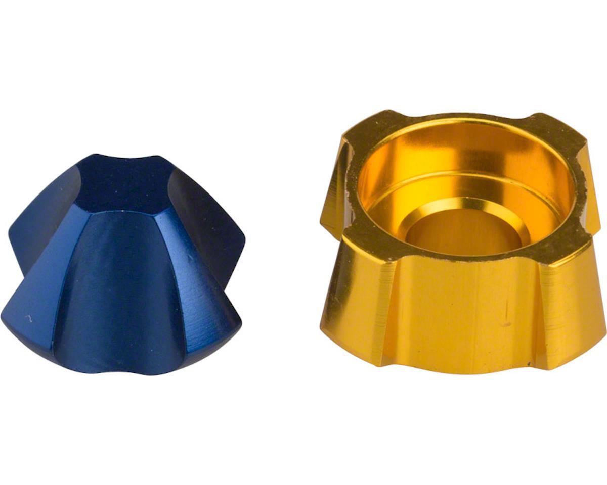 X-Fusion 36mm HRL Knob Kit, 1.5mm screw