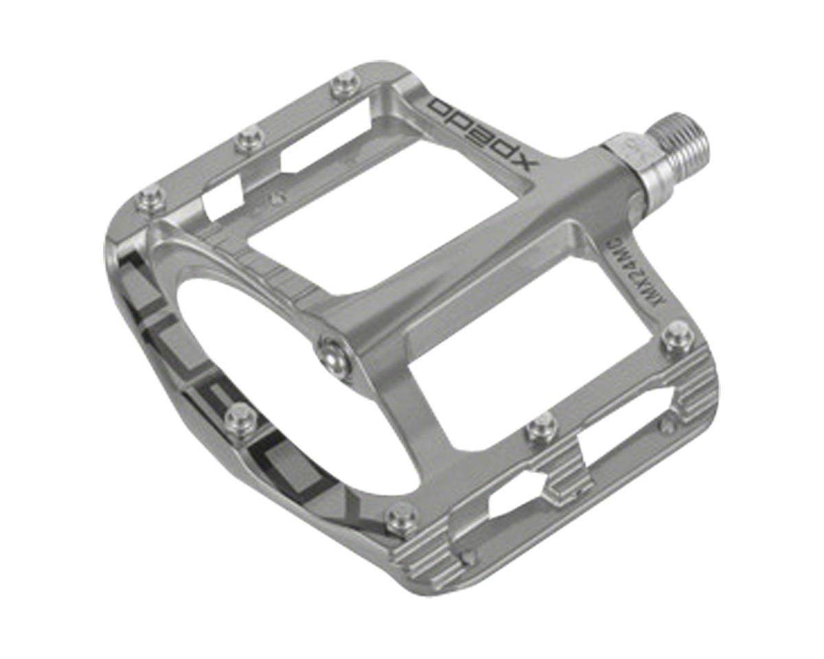 Xpedo Spry BMX/MTB Pedal, Silver