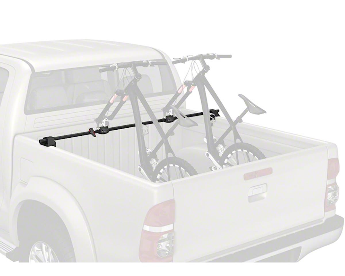 Yakima BikerBar Truck Bed Bike Rack: LG, For full-sized trucks