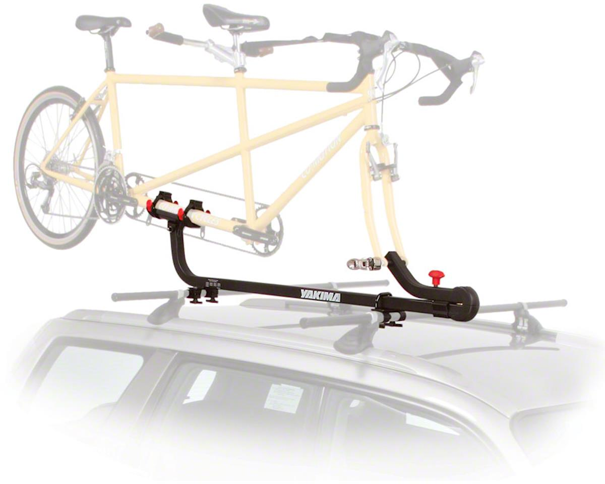 Yakima SideWinder Fork Mount Tandem Bike Carrier (1-Bike)