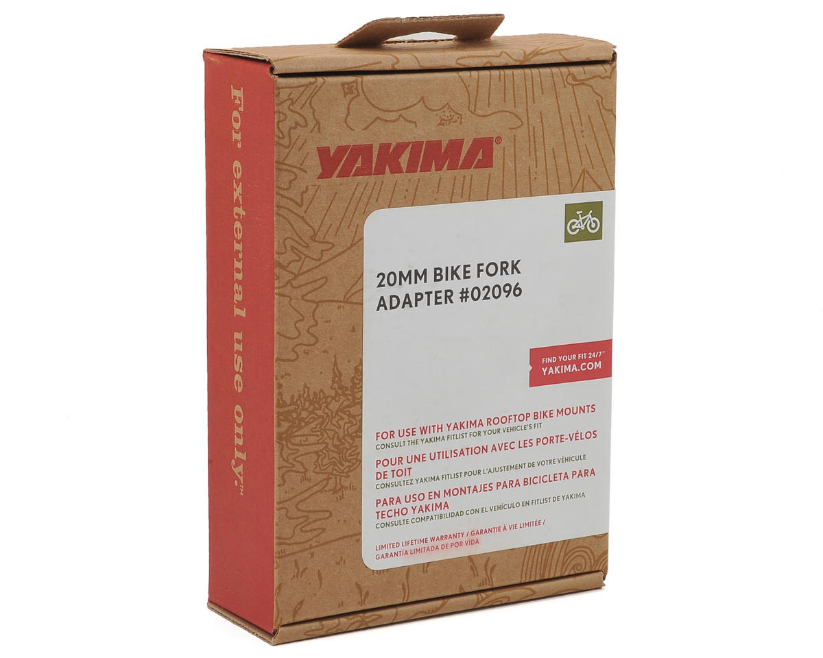 Image 2 for Yakima 20mm Thru-Axle Fork Adapter