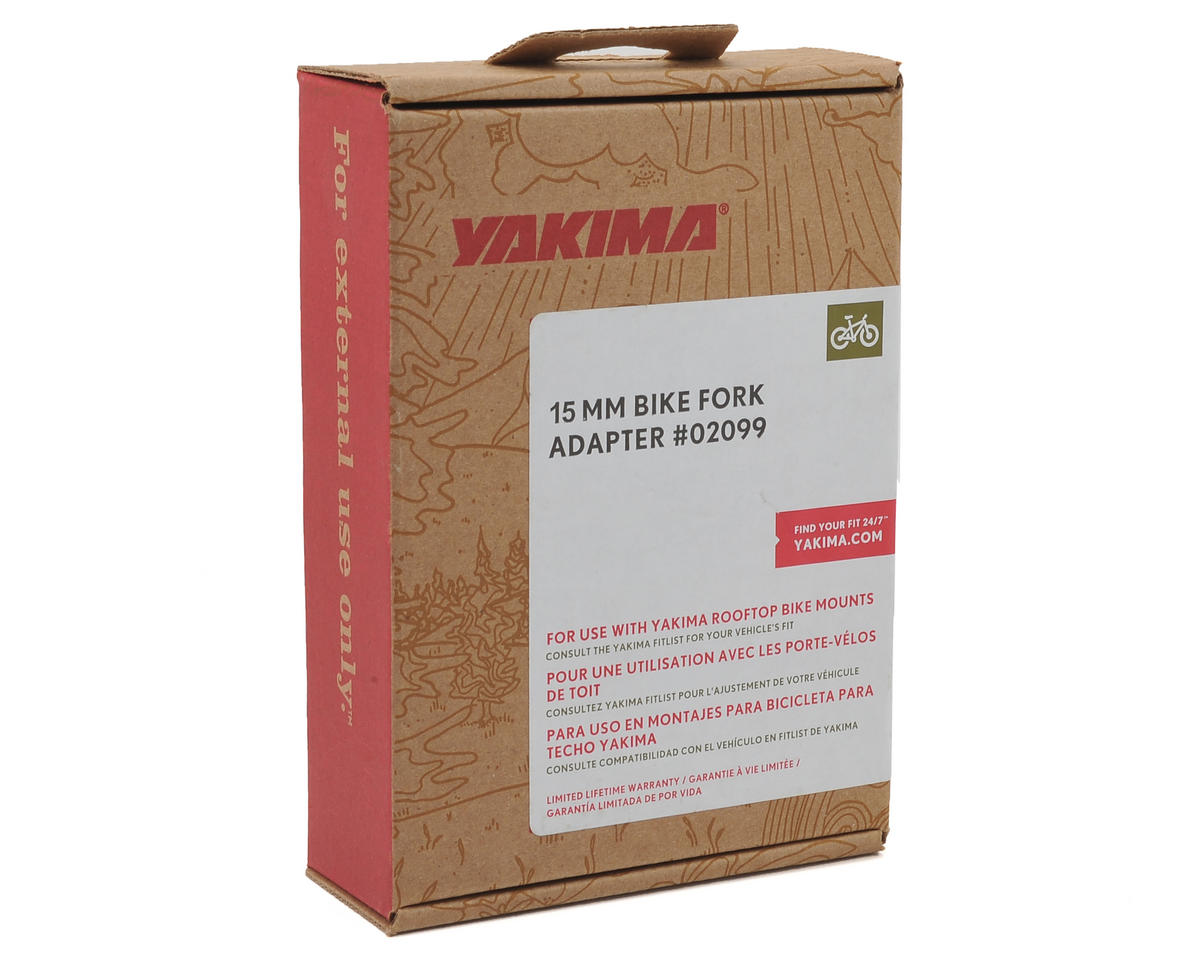 Yakima 15mm Thru-Axle Fork Adapter