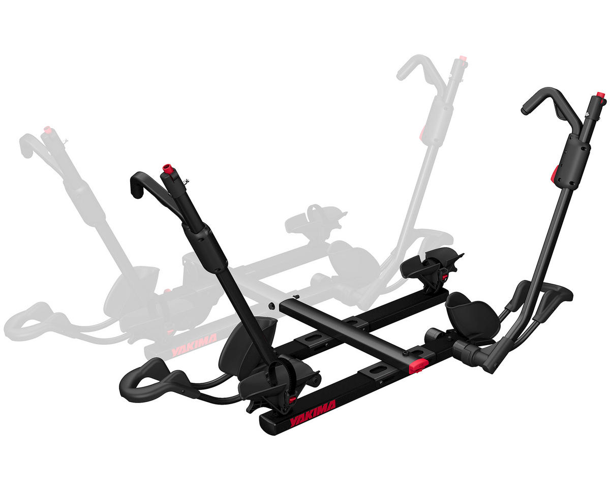 "Yakima HoldUp +2 Add-On 2-Bike Rack (2"" Receiver)"