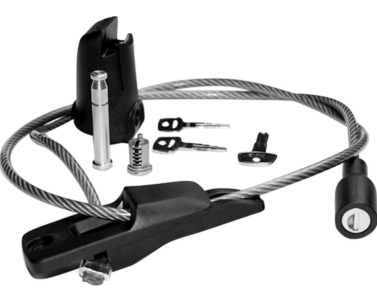 HandCuff Lock for RidgeBack and SwingDaddy Racks