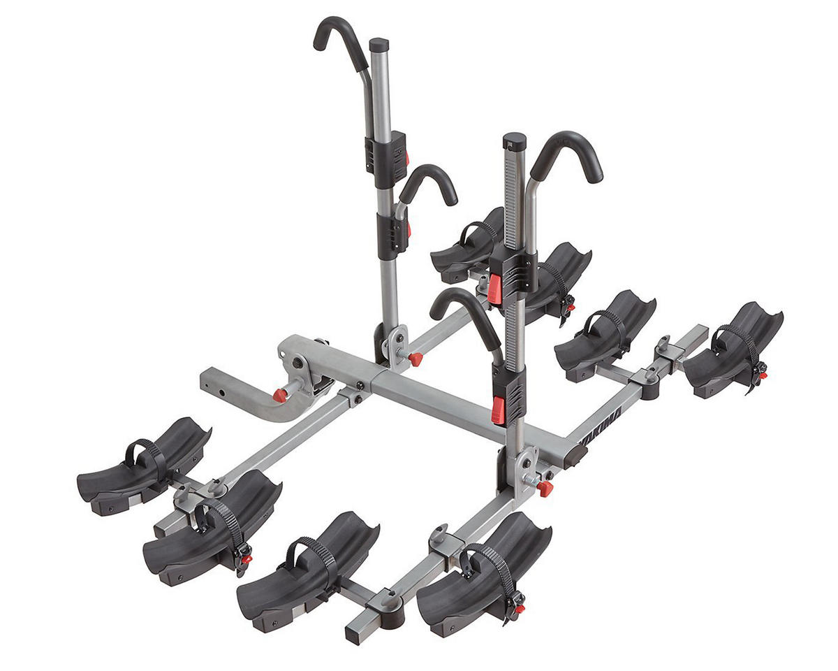 Yakima Fourtimer Tray Style Hitch Mount 4-Bike Rack
