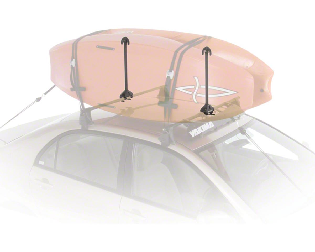 Kayak Stacker with Bow Stern Tiedown