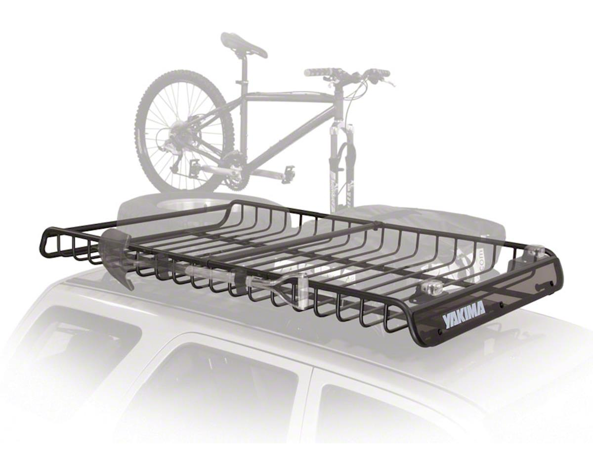 Yakima MegaWarrior Cargo Carrier (Black)