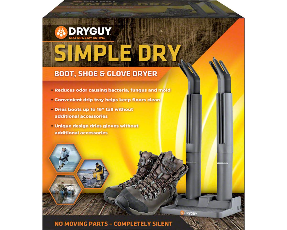 DryGuy Simple Dry (Boot, Shoe, & Glove Dryer)