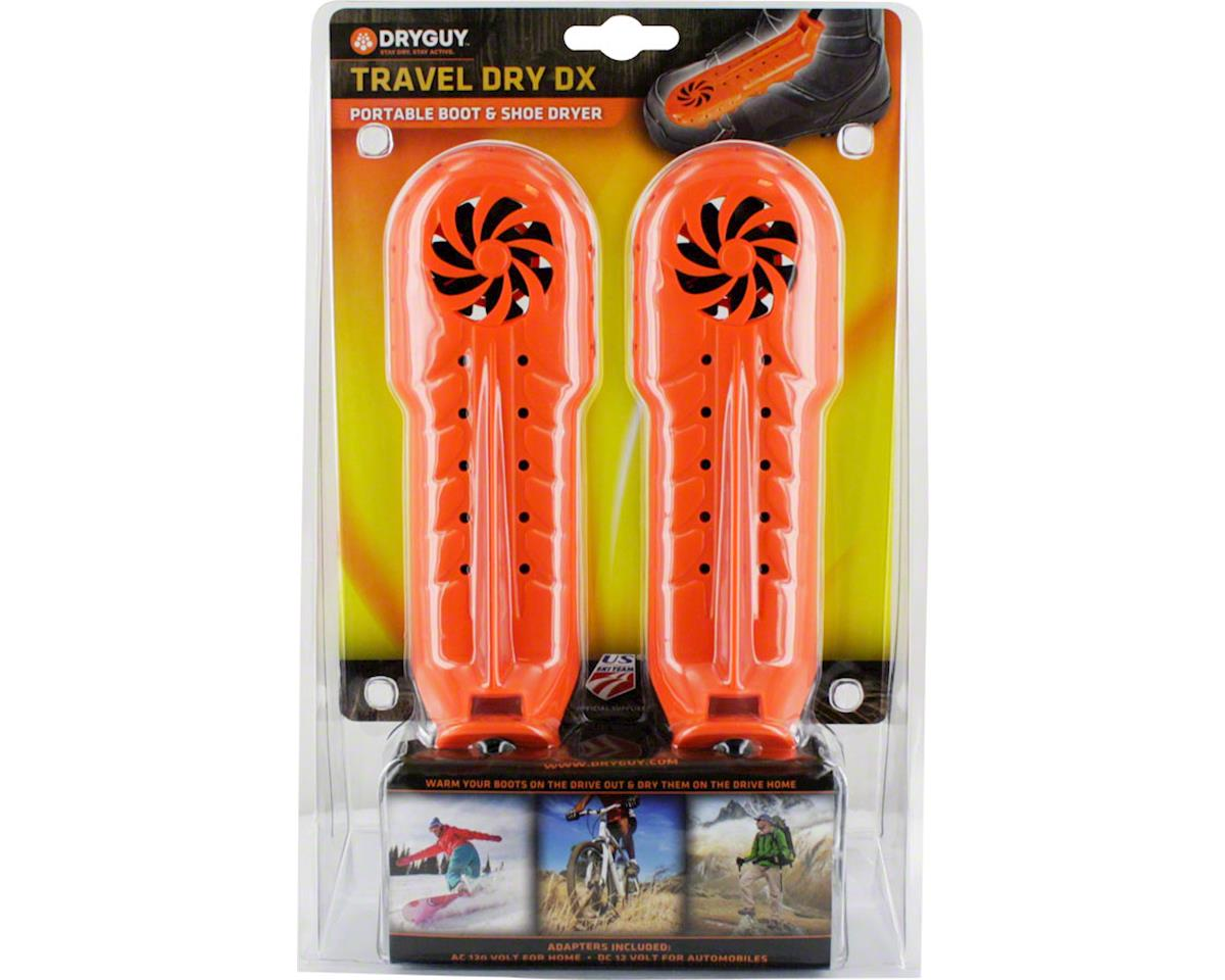 Yaktrax DryGuy Travel Dry DX, Boot and Shoe Dryer and Warmer
