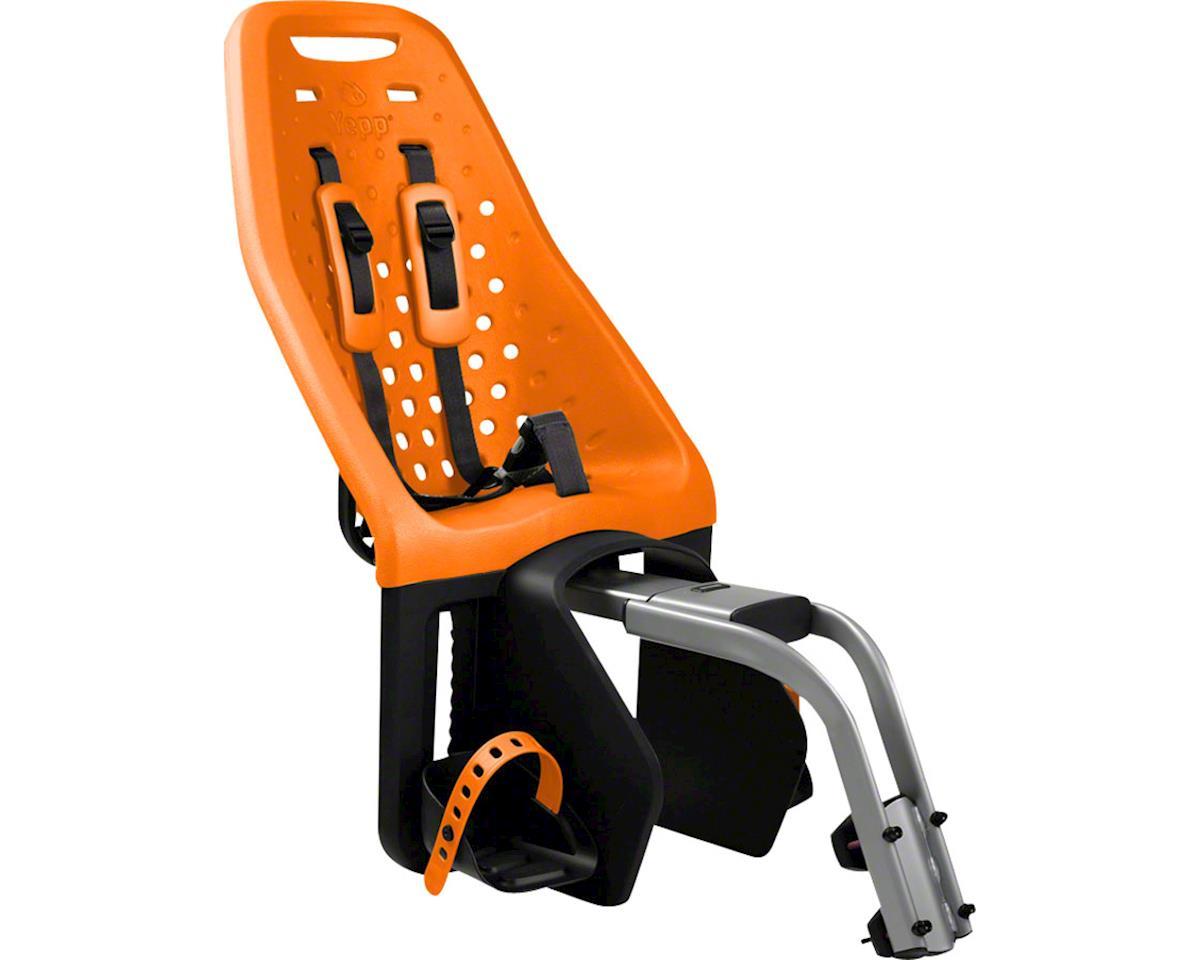 Yepp Maxi Seat Post Mount Child Seat: Orange