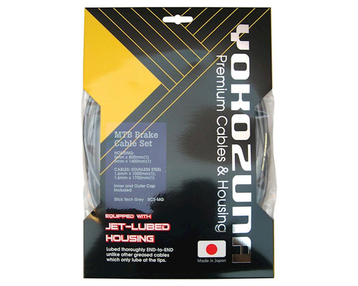 Yokozuna Jet Lube Cable & Casing Set