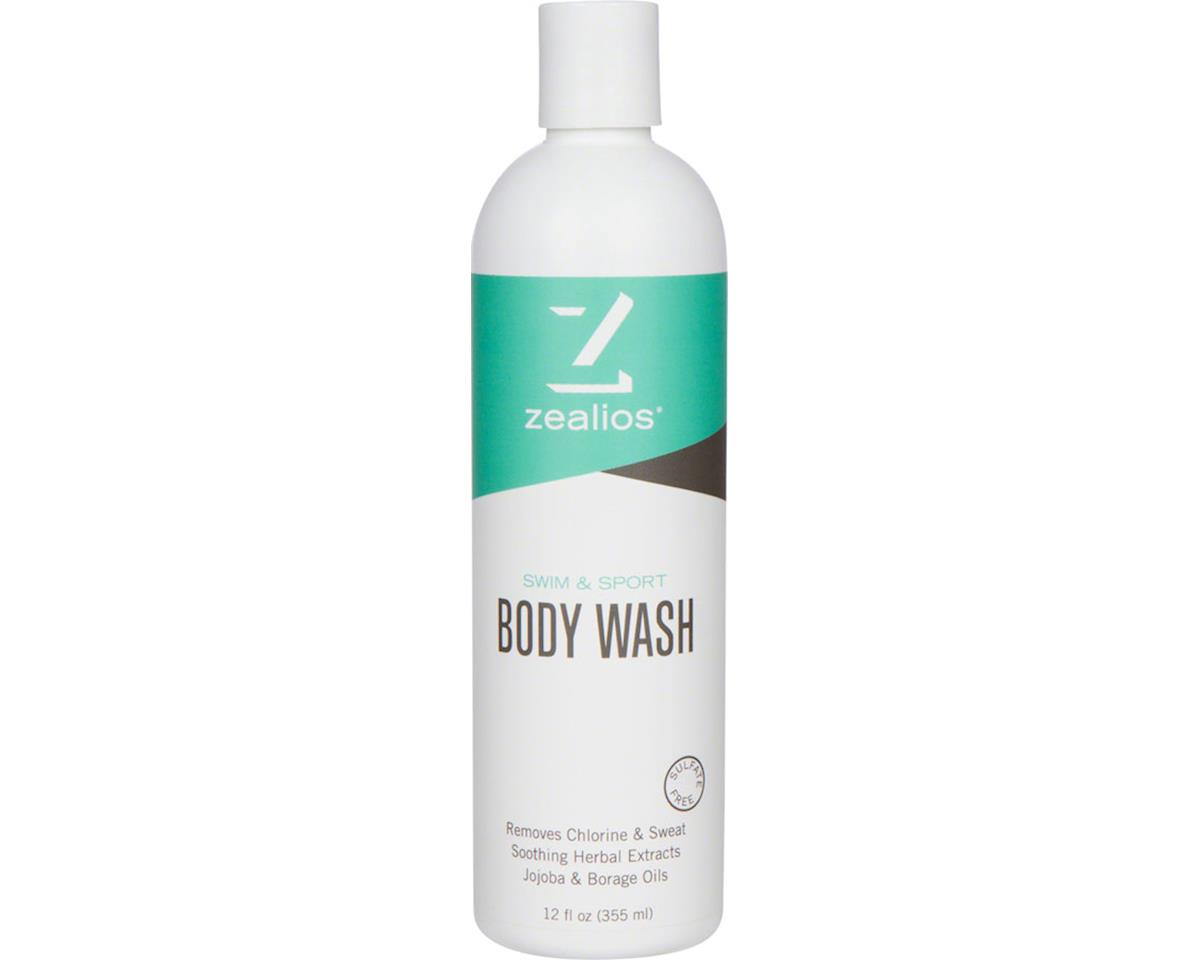 Zealios Swim and Sport Body Wash (12oz)
