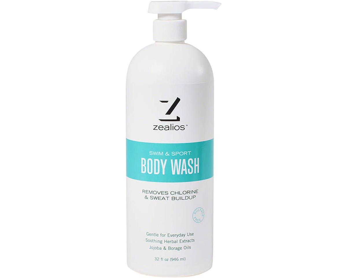 Zealios Swim and Sport Body Wash w/ Pump (32oz)