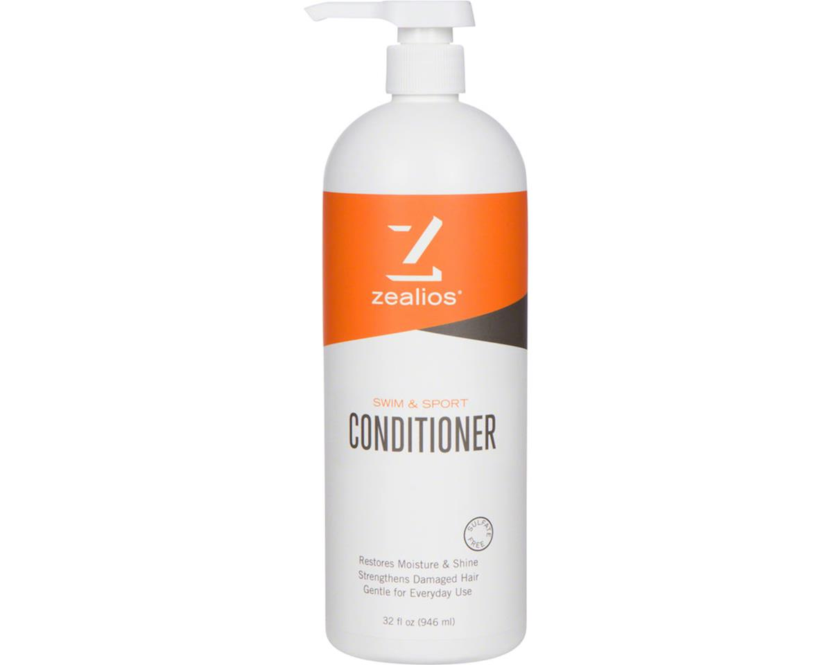 Zealios Swim and Sport Conditioner: 32oz with pump