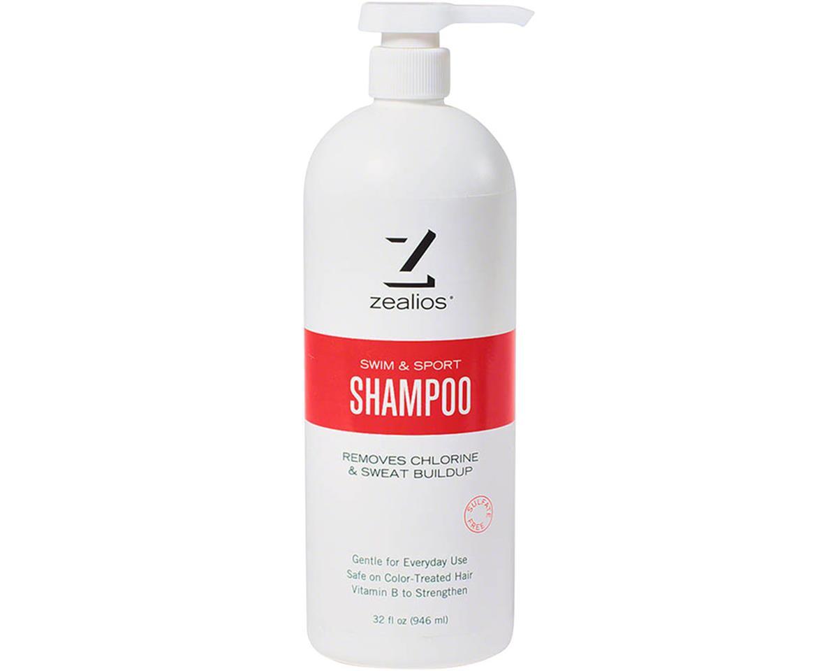 Zealios Swim and Sport Shampoo w/ Pump (32oz)