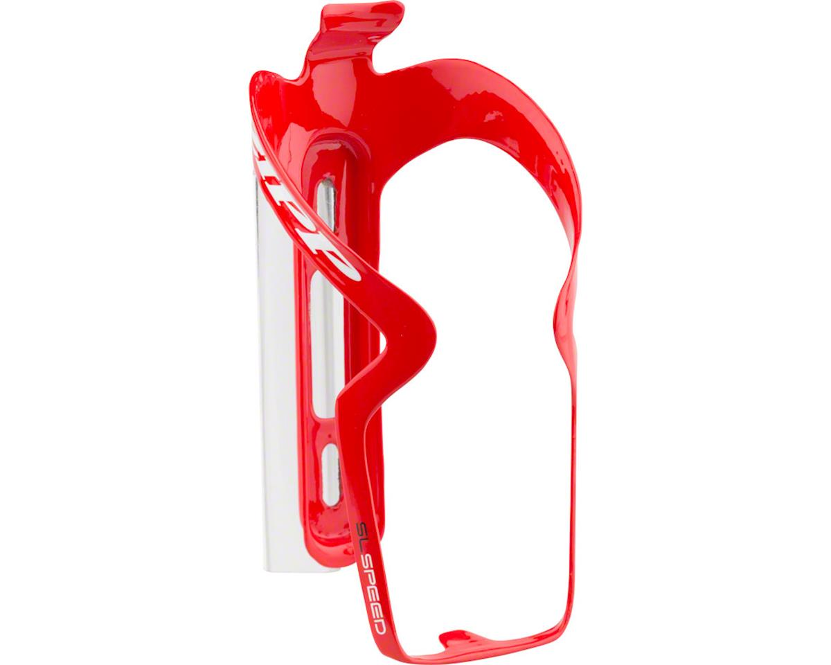 SRAM SLSpeed Carbon Water Bottle Cage (Red)